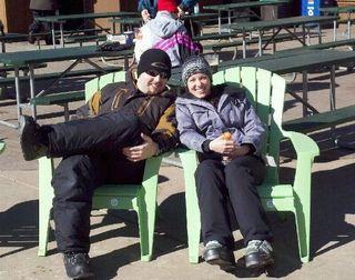 J&J ski trip